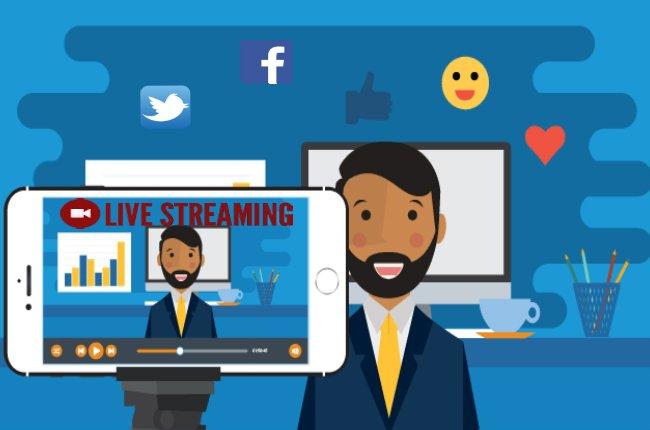 ¿Cómo desarrollar una estrategia de transmisión en vivo para marcas?