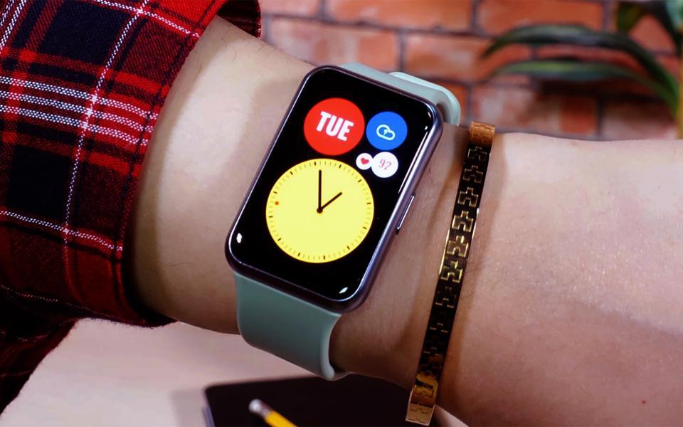 Huawei Watch Fit: se anuncia el nuevo reloj inteligente de Huawei