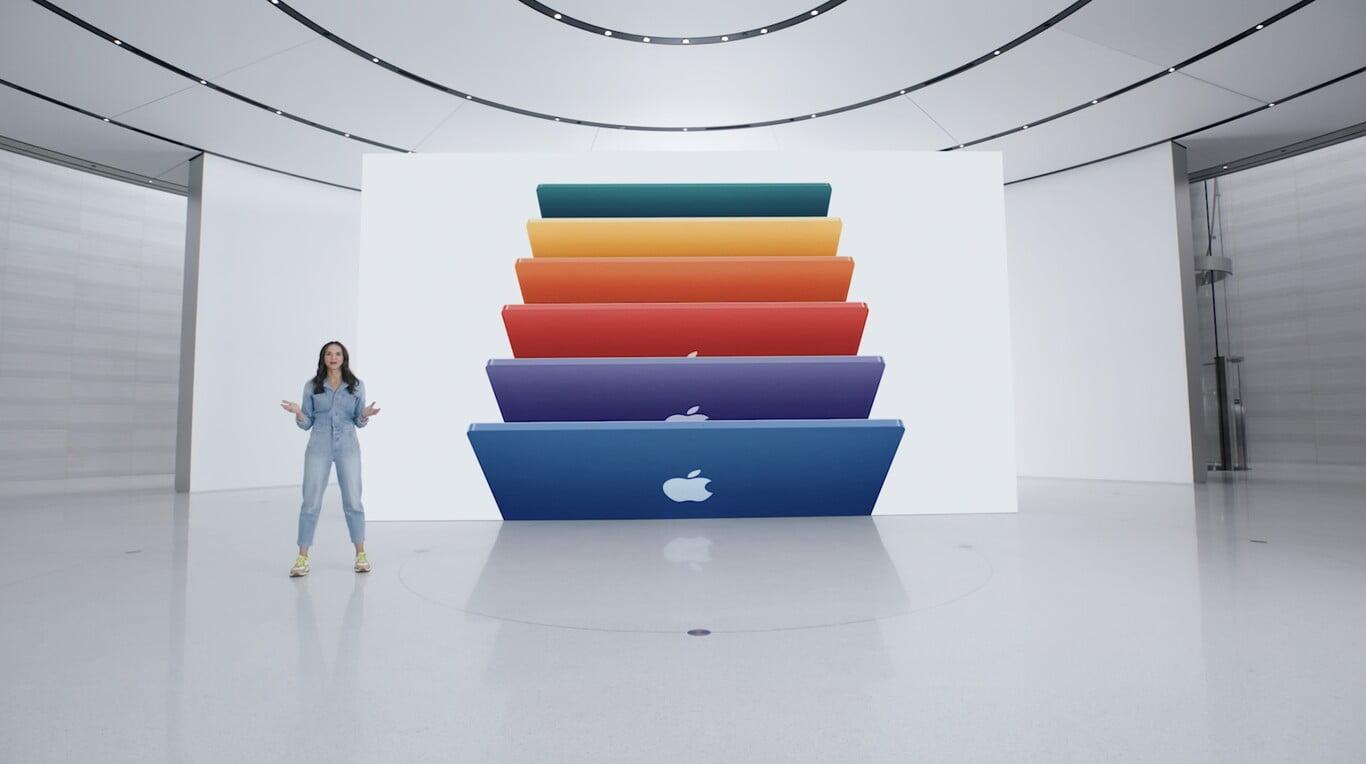 Apple lanza iMac 2021 con procesador M1: especificaciones ...
