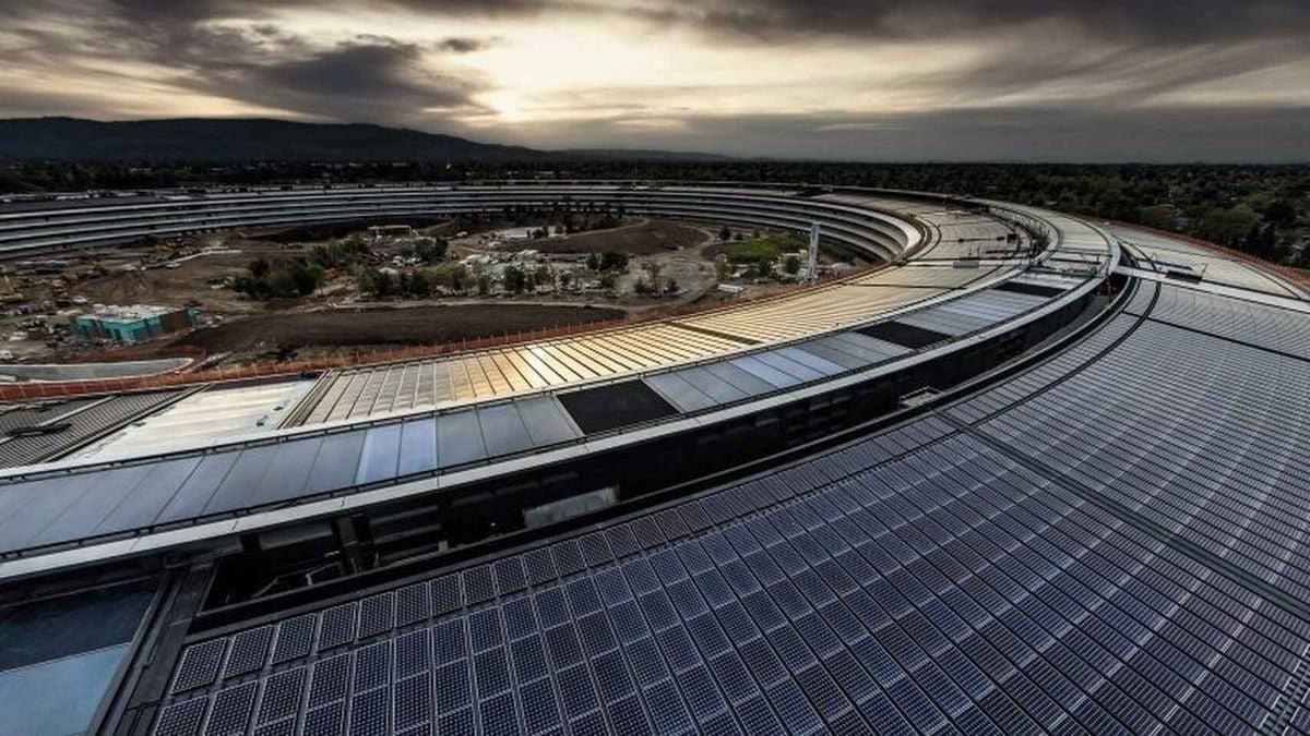 Apple construirá una mini ciudad con miles de empleados