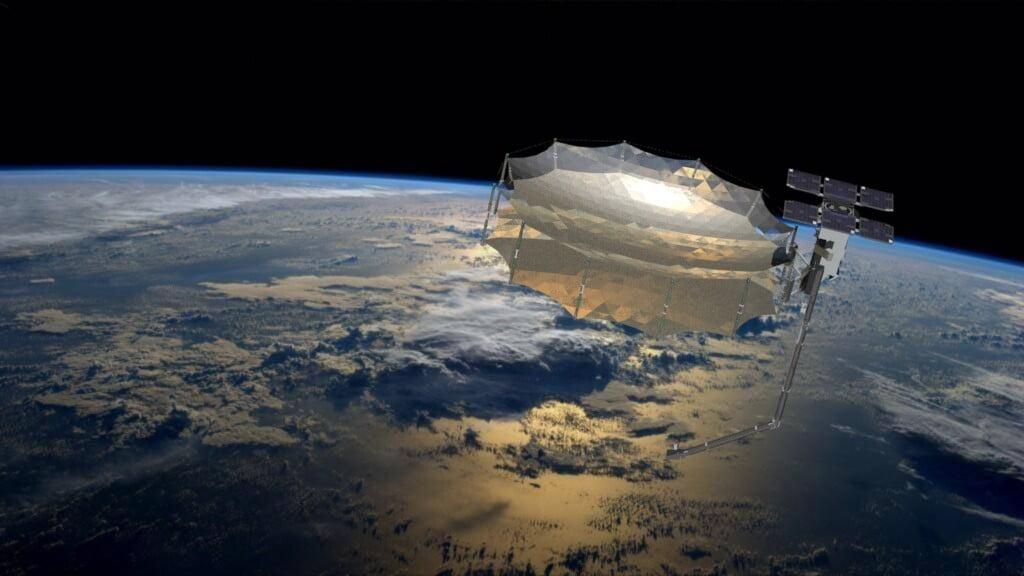 El satélite Capella-2 es capaz de tomar fotografías de 50x50cm de la superficie de la Tierra
