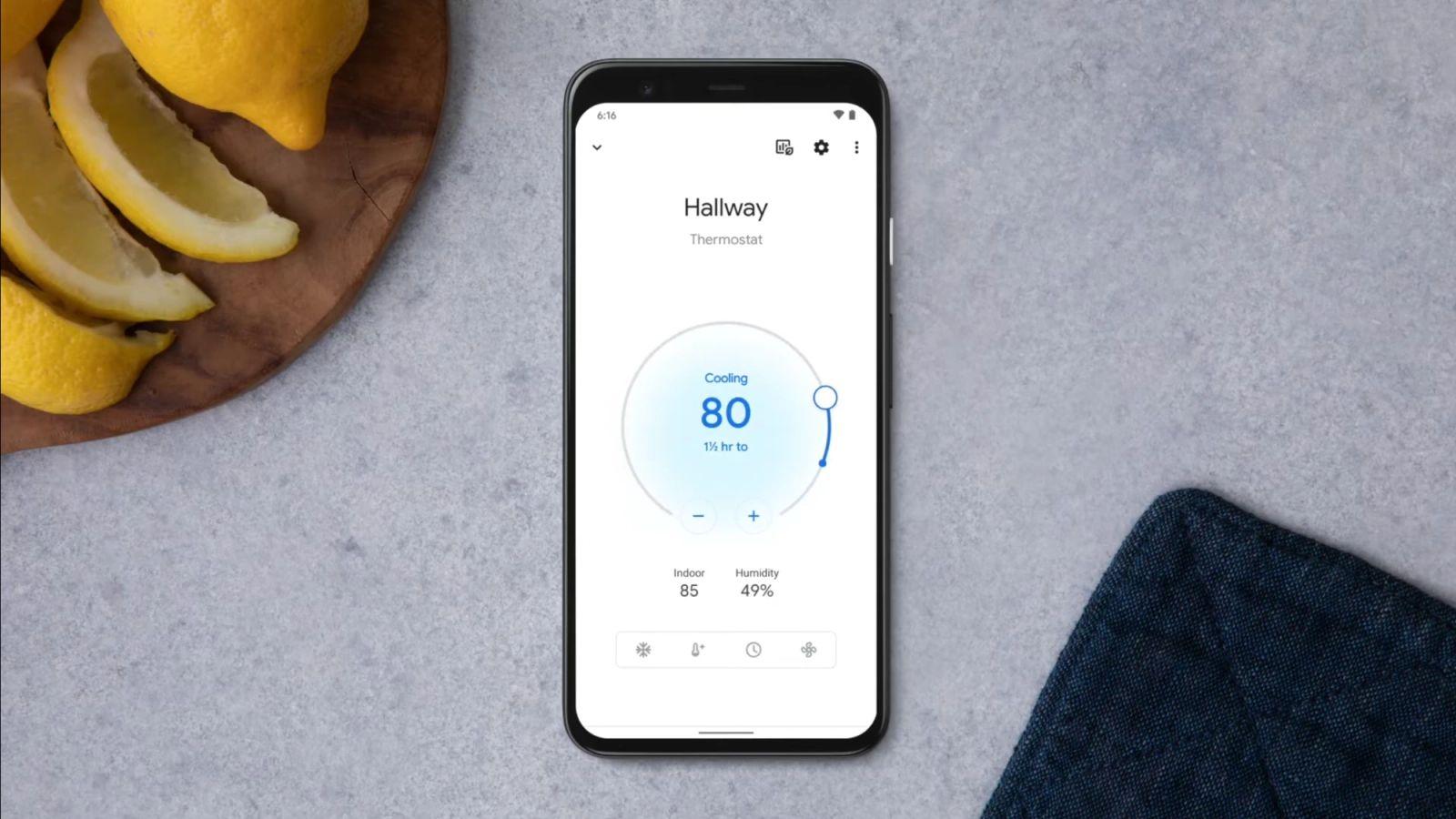 Google Home mejora radicalmente los controles multimedia