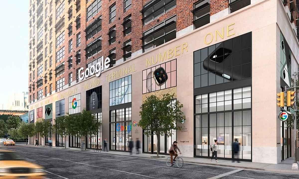 Google abrirá una tienda física en Nueva York este verano