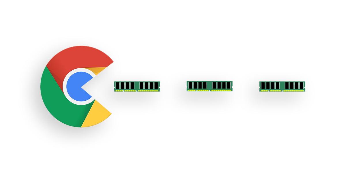 Google solucionará el alto consumo de RAM de Chrome en Windows 10