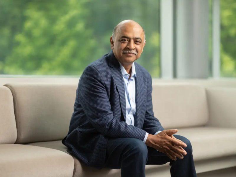 IBM nombra a Arvind Krishna como CEO, y tiene un gran desafío por delante