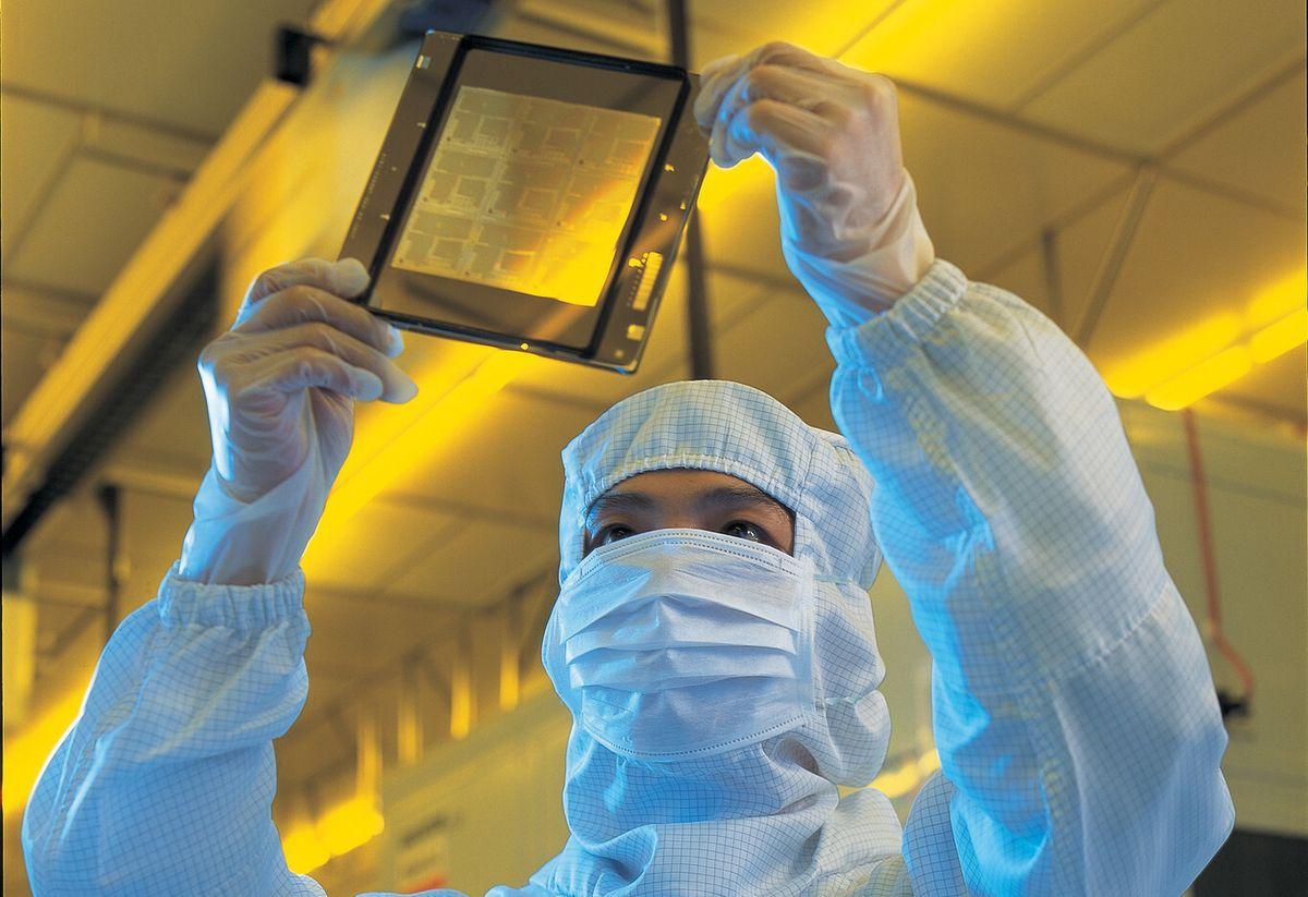 La UE sopesa un acuerdo con TSMC o Samsung para configurar una fábrica de chips