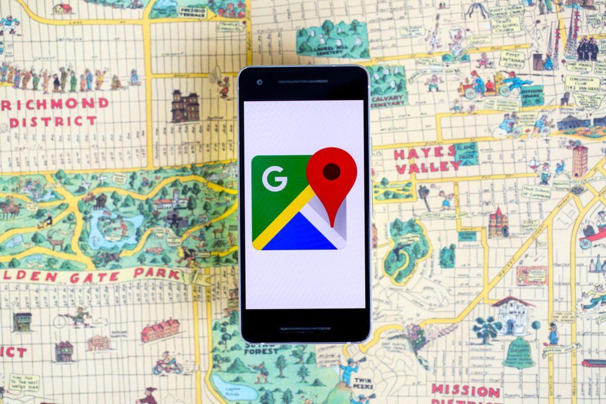 La actualización de Google Maps trae mapas más detallados y coloridos