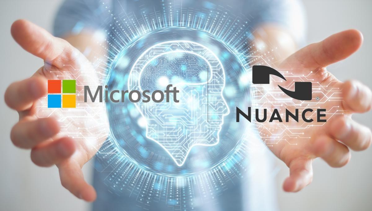 Microsoft compra Nuance, la empresa de inteligencia artificial que utiliza Siri, por 19.700 millones de dólares