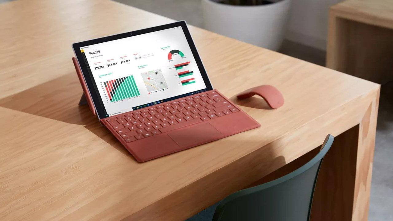 Microsoft lanzó Surface Pro 7 Plus: especificaciones, precio y fecha de lanzamiento