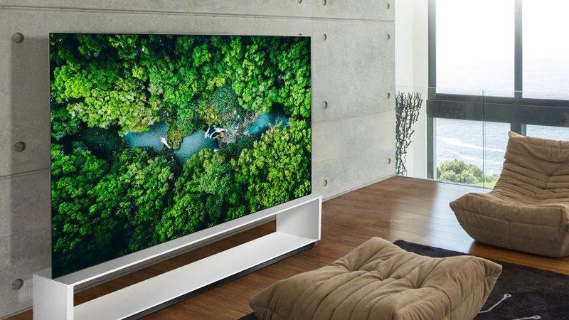 Ocho nuevos televisores 8K de LG estarán en CES