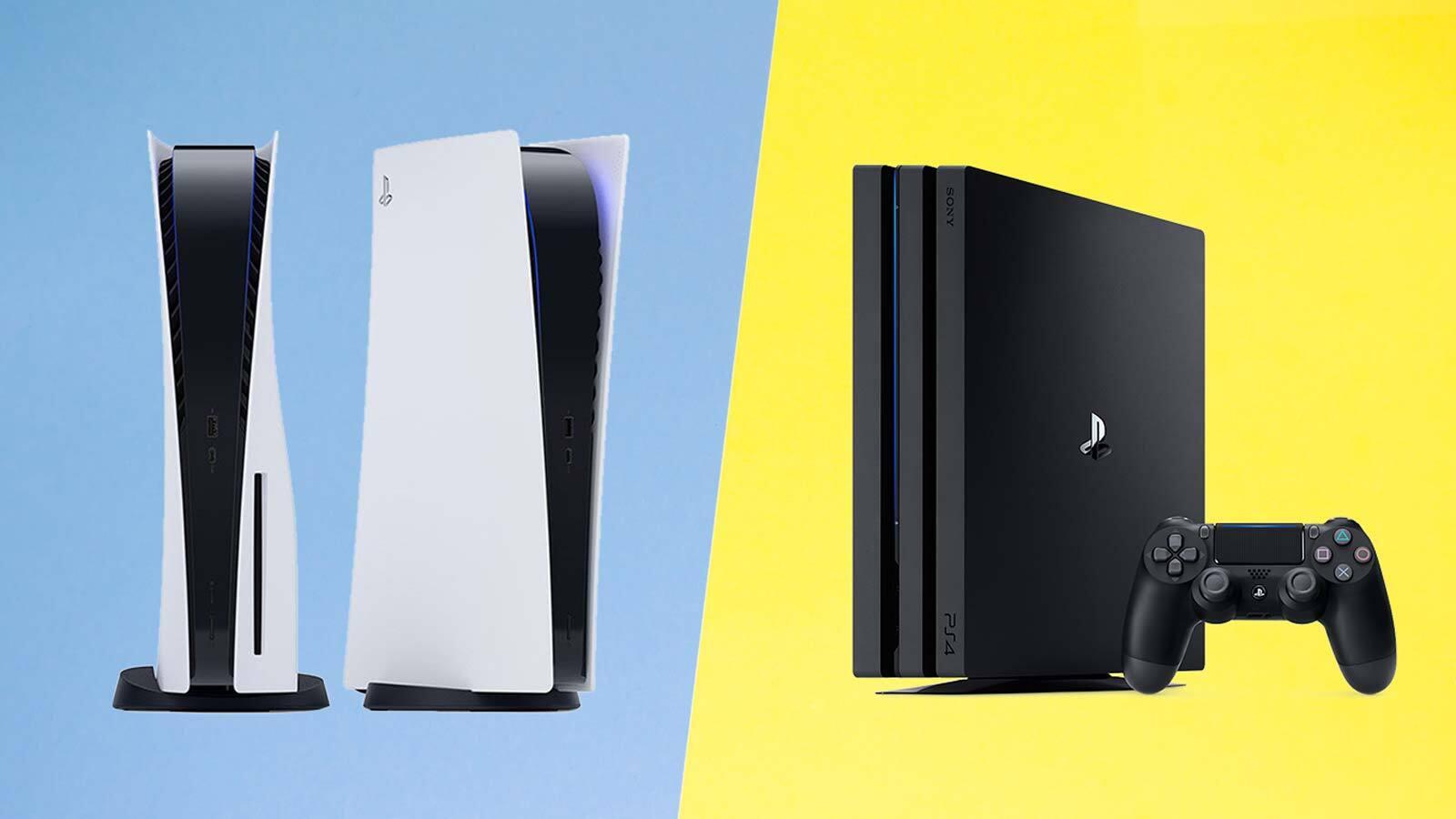 PS4 Pro vs.PS5: comparación de precio y rendimiento
