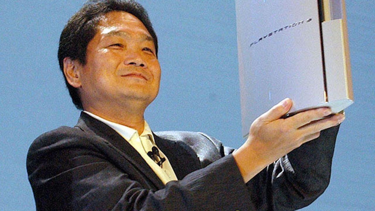 PlayStation nunca consideró a Nintendo como un competidor según Ken Kutaragi
