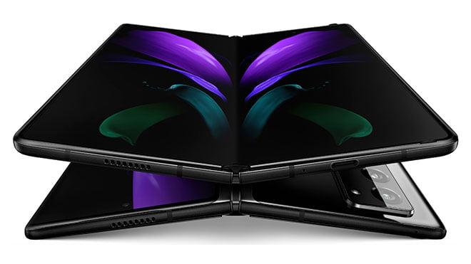 Samsung anunció su nuevo teléfono plegable Galaxy Z Fold 2 especificaciones de precio características fotos 2