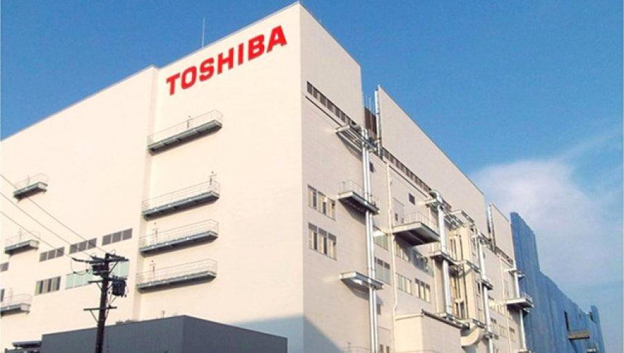 Toshiba recibe una oferta de compra por $ 20,9 mil millones