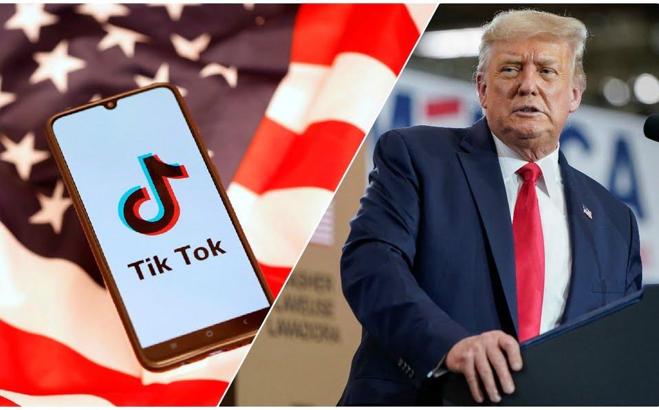 Trump prohíbe TikTok: firma de orden ejecutiva