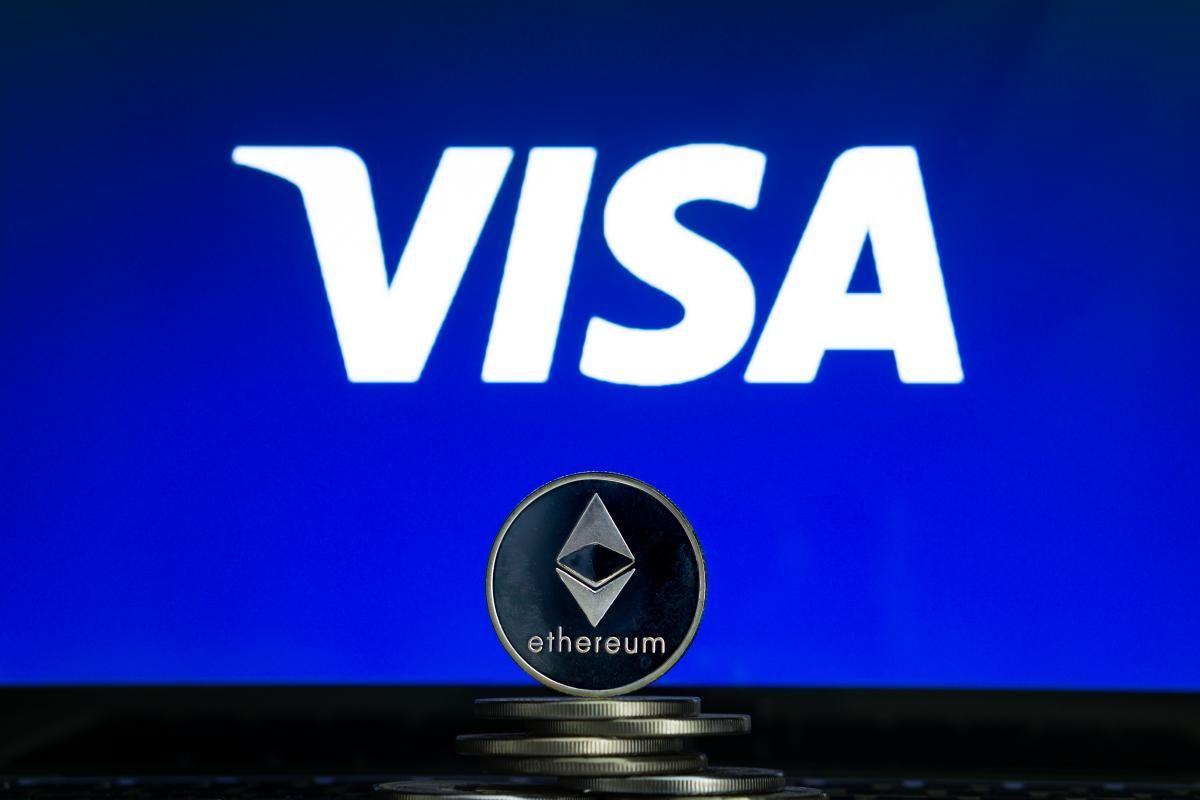 Visa se subió al vagón de las criptomonedas y ahora acepta una moneda estable