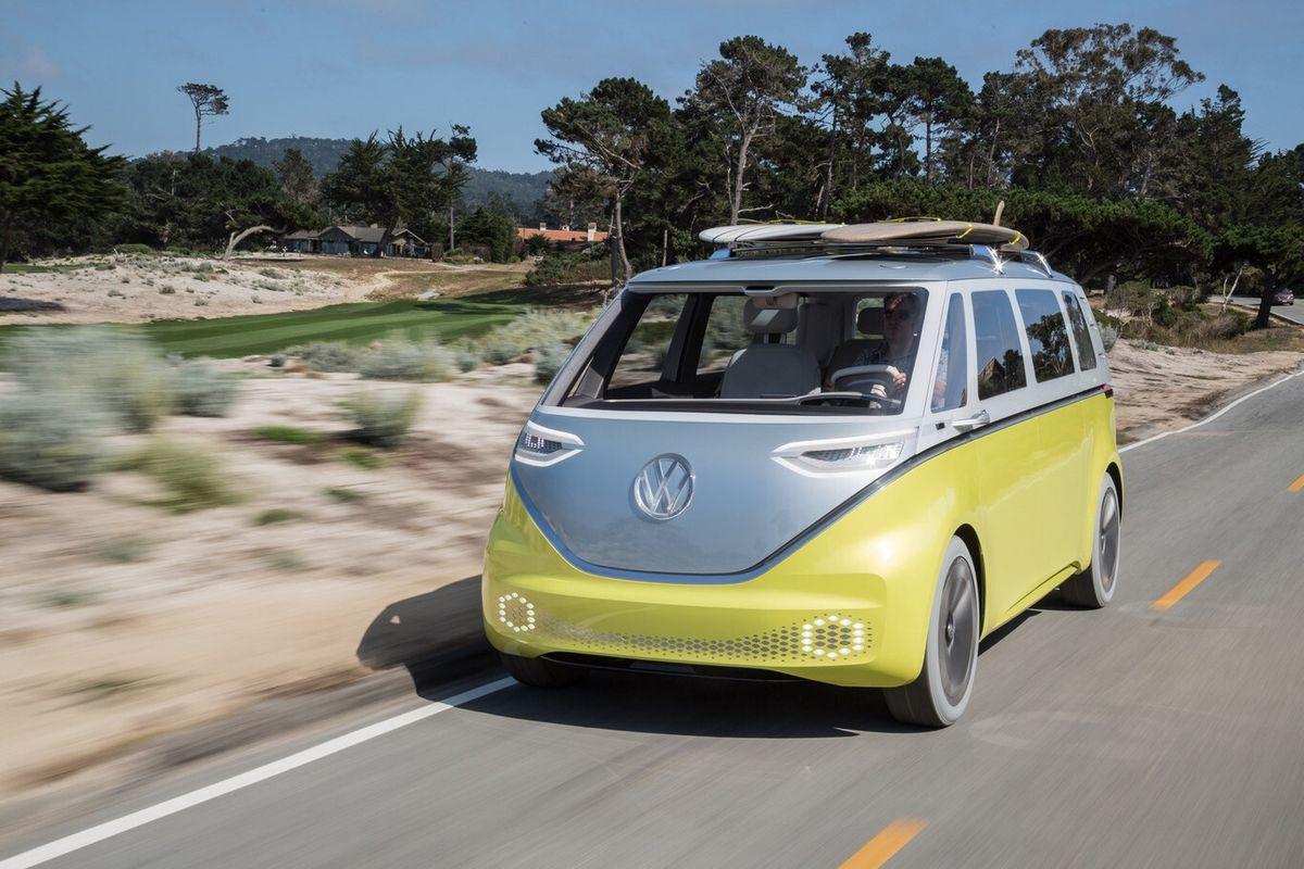 Volkswagen fabricará ID Buzz, versión eléctrica de su icónico microbús que saldrá a la venta en 2023