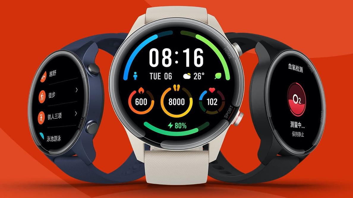 Xiaomi Mi Watch recibe una actualización con soporte de Alexa, control remoto y otras funciones