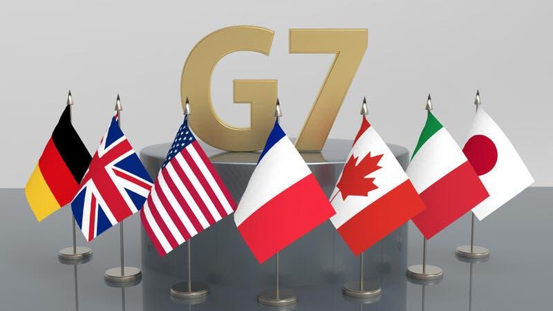 Las naciones del G7 acordaron un impuesto mínimo del 15% para los gigantes tecnológicos multinacionales